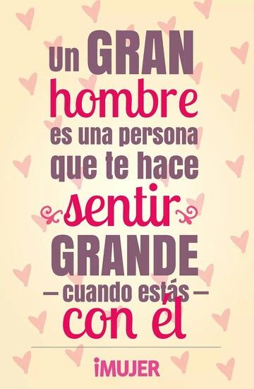43 best images about frases on pinterest tu y yo the for Gran menaje