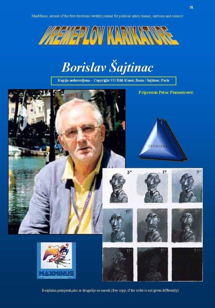 Borislav Sajtinac – painter, drawer and filmmaker © - Sajtinac