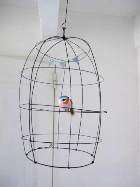 mommo design: WIRE DECOR - Cage