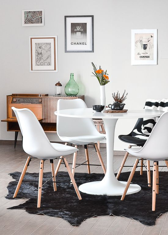 Passion Shake | Apartment styling (part I) – Living / dining area | http://passionshake.com