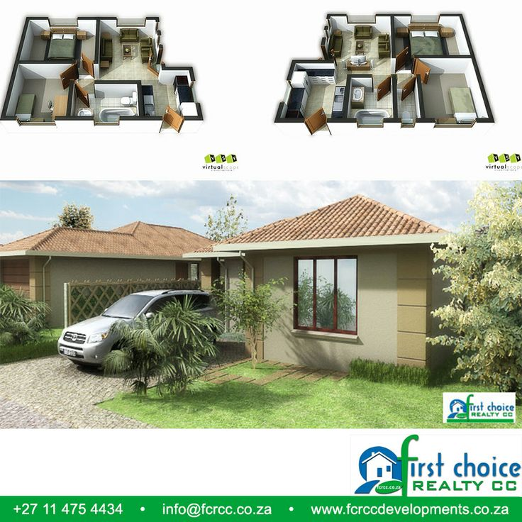 Development in Vereeniging! Powerville Park! Looking to buy a new architecturally designed and inspired house? Well look no further! We at First Choice Realty CC specialise in providing the housing consumer with unique housing solutions with the prospective home owner's needs and budget in mind. For more click here: http://bit.ly/1lHIOtg Visit our website: http://bit.ly/1hcfKVn ‪#‎Vereeniging‬ ‪#‎affordablehousing‬ ‪#‎property‬