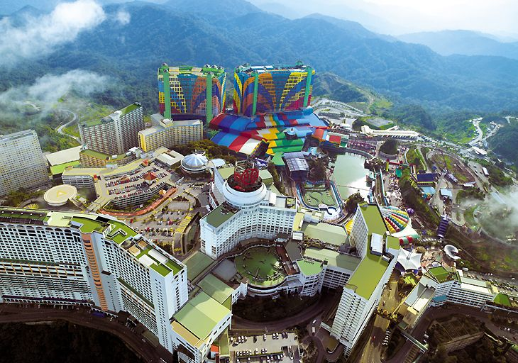 Genting highlands, Malysia