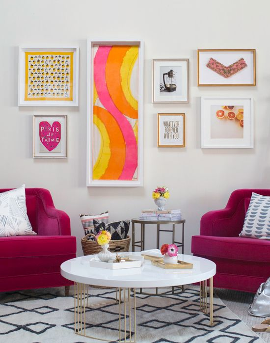 Framing Vintage Pieces with Simply Framed