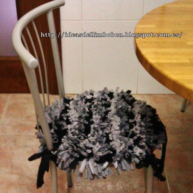 Coj n cubre sillas 30 cm de di metro color negro y tonos for Cubre piletas precios