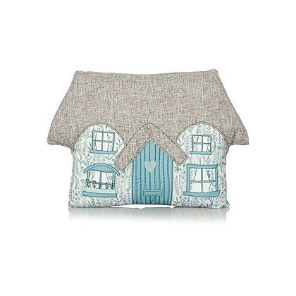 House Shaped Cushion   George at Asda   £6  sc 1 st  Pinterest & 92 best My Home images on Pinterest   Asda Ranges and Armchairs