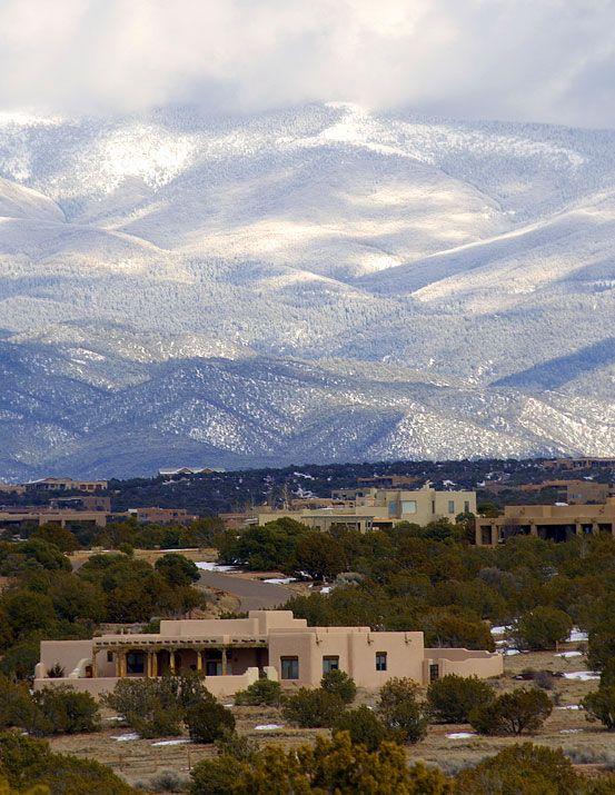 New Mexico Mountains - Sangre de Cristo Mountains
