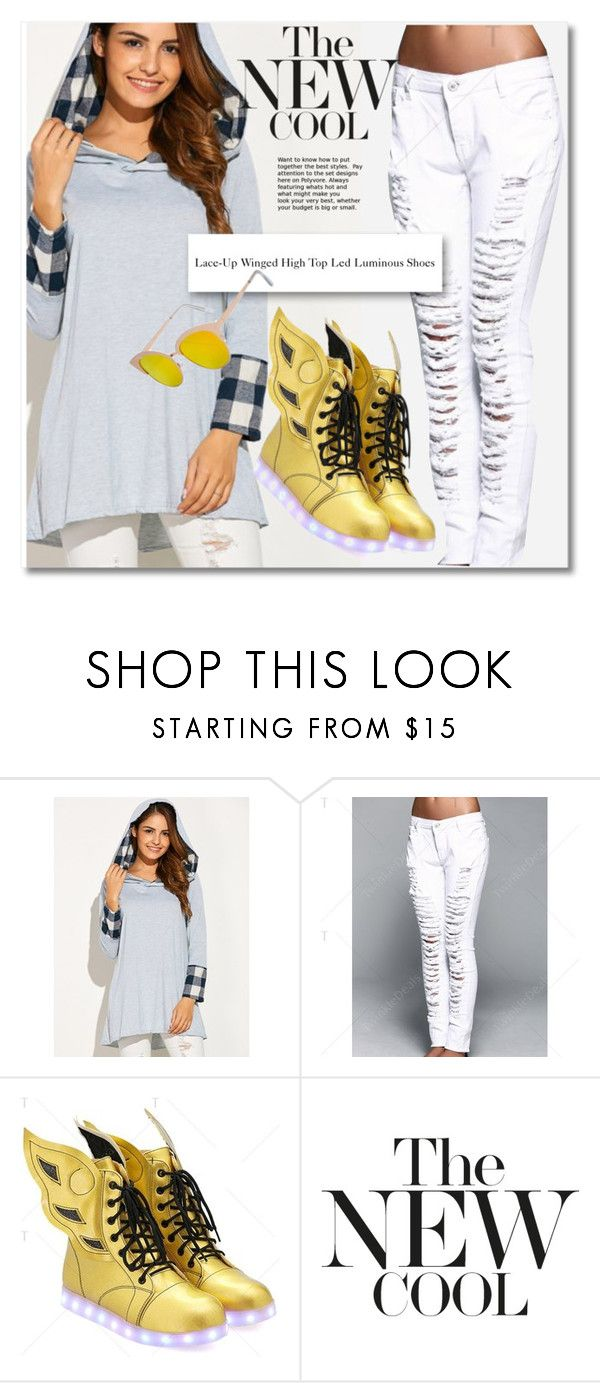 The New Cool by svijetlana on Polyvore featuring moda, sneakers, polyvoreeditorial and twinkledeals