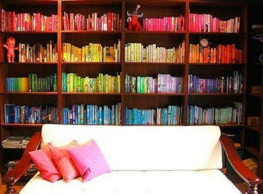 Cómo ordenar tu biblioteca personal - Emedemujer VE