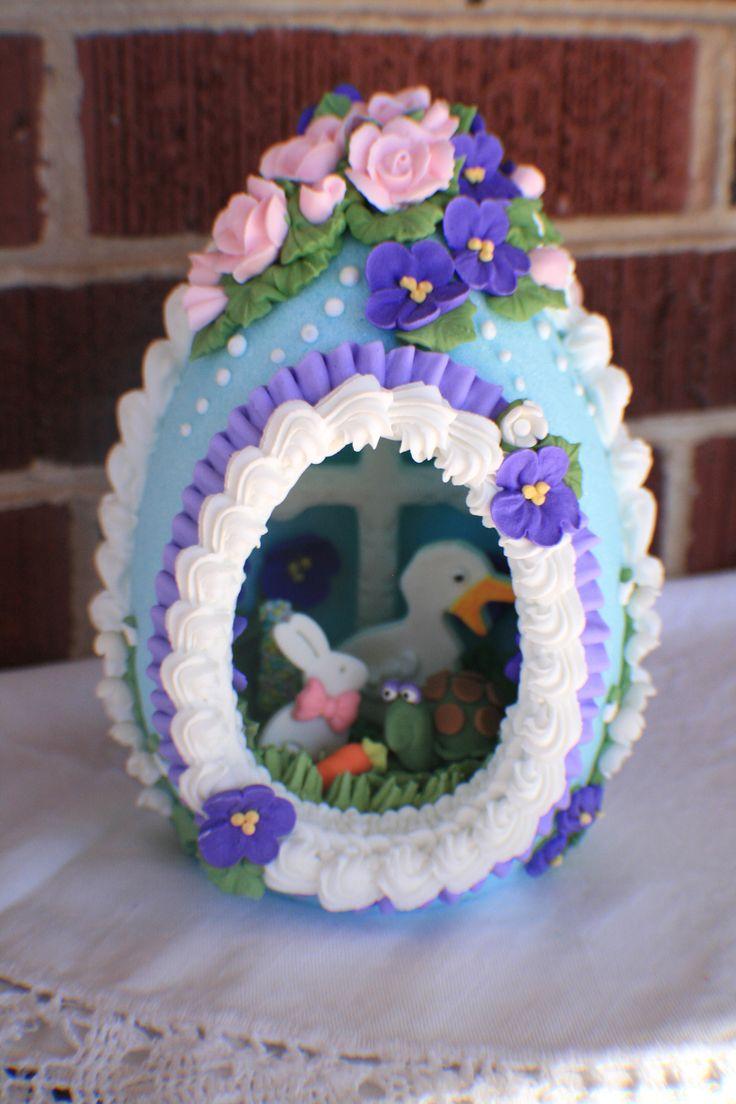 32 best easter sugar eggs with scenes inside images on pinterest 72701e8fbd08ef77d58debc2af6e97e7 easter gift egg huntg negle Choice Image