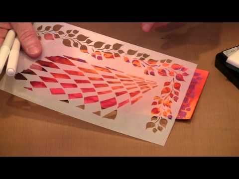 Embossing - More Techniques to Try! by Joggles.com - YouTube