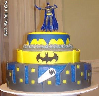 107 best Aidens Batman Birthday Party images on Pinterest