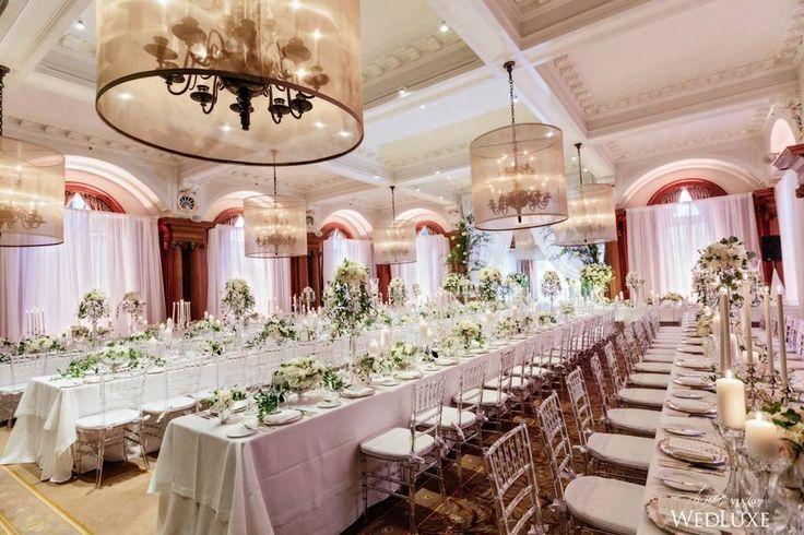 Wedding Reception At Union Club In Victoria, BC.