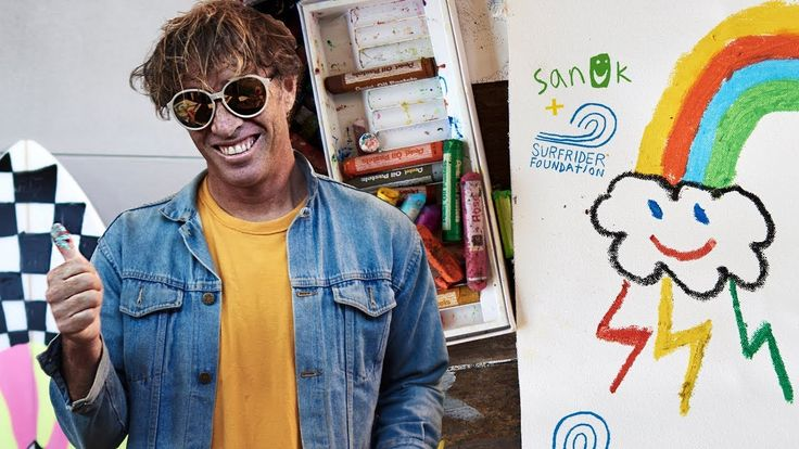 Protect Your Happy Place: OZZIE WRIGHT -- Sanuk + Surfrider Foundation