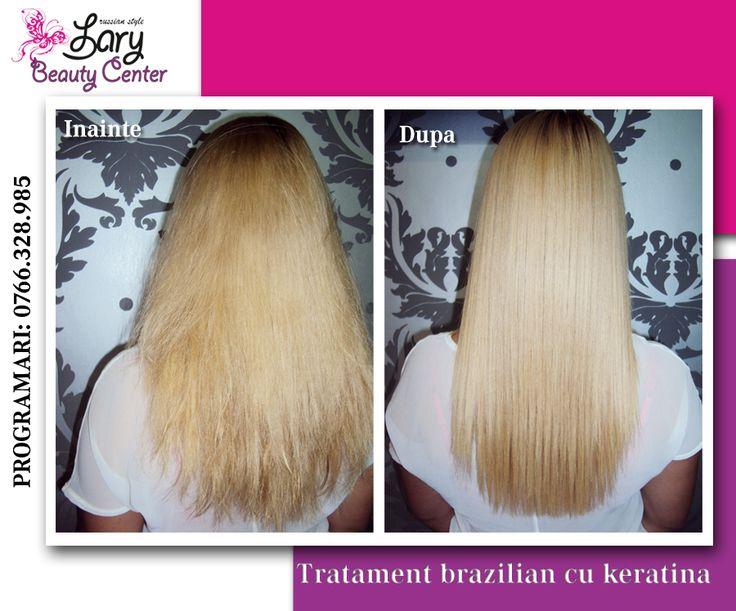tratament cu keratina  http://www.larybeautycenter.ro/servicii/tratament-brazilian-cu-keratina