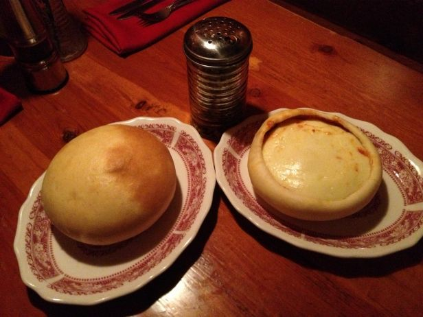 Pizza Pot Pie: Chicago Pizza and Oven Grinder Co. : CPOG serves up a pie that's…