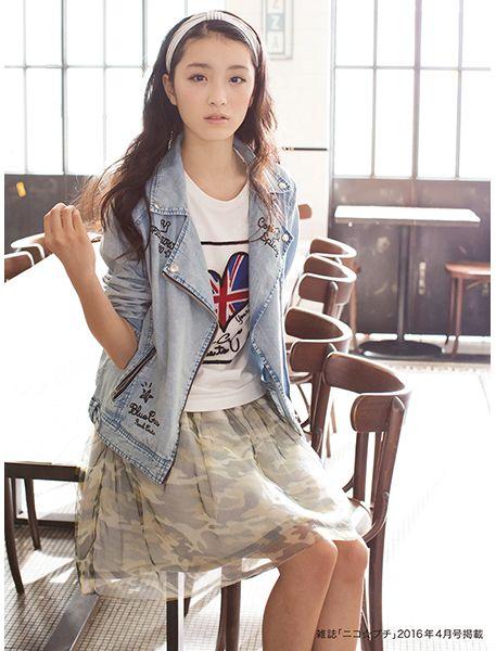 UKロックガールスタイル★ ☆小学生ファッション スタイルの参考コーデ☆