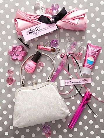 Sleepover Ideas Bags For Girls