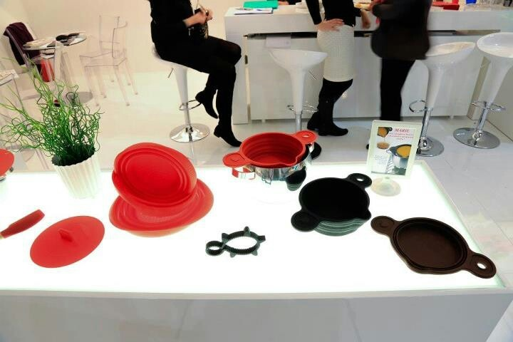 Marie is the new smart accessory for bain-marie cooking - Viviana Degrandi for Pavonidea