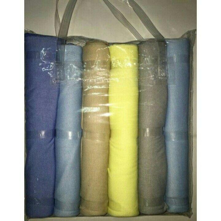 Bedong kaos blue cool sz90x110cm 1sr 4pak x @98500