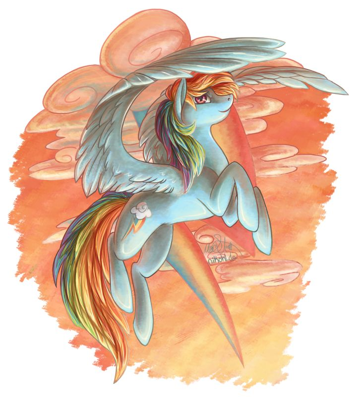 e621 alpha_channel blue_feathers blue_fur equine feathered_wings feathers female feral friendship_is_magic fur hair mammal multicolored_hair multicolored_tail my_little_pony nikohl pegasus rainbow rainbow_dash_(mlp) rainbow_hair rainbow_tail simple_background solo transparent_background wings