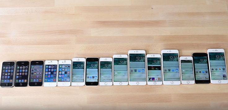 Sudah lebih dari sepuluh tahun, iPhone berkiprah di dunia komunikasi khususnya ponsel pintar alias smartphone. Tapi apakah Anda tahu bagaimana proses regenerasi iPhone hingga saat ini?  Dan bagaimana juga dengan perjuangan CEO Apple Steve Jobs menciptakan ponsel yang sekaligus bisa melakukan panggilan telepon, memutar video dan musik serta terkoneksi dengan internet?