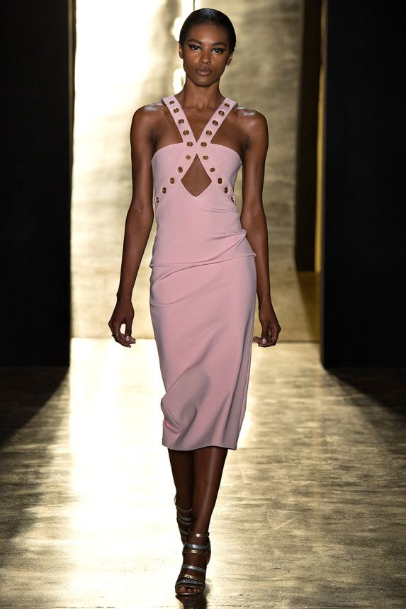 Cushnie et Ochs Spring 2015 Collection is Fit for an Egyptian Queen