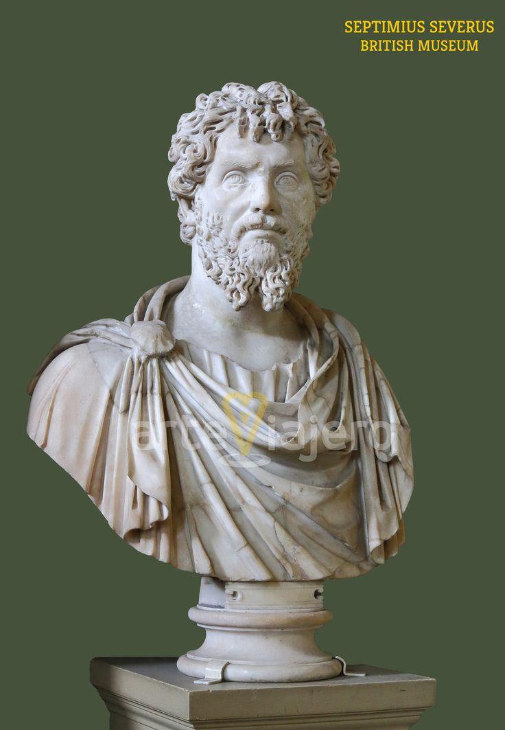 Septimio Severo, British Museum