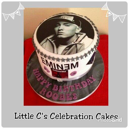 Birthday Cake Hip Hop Marshall