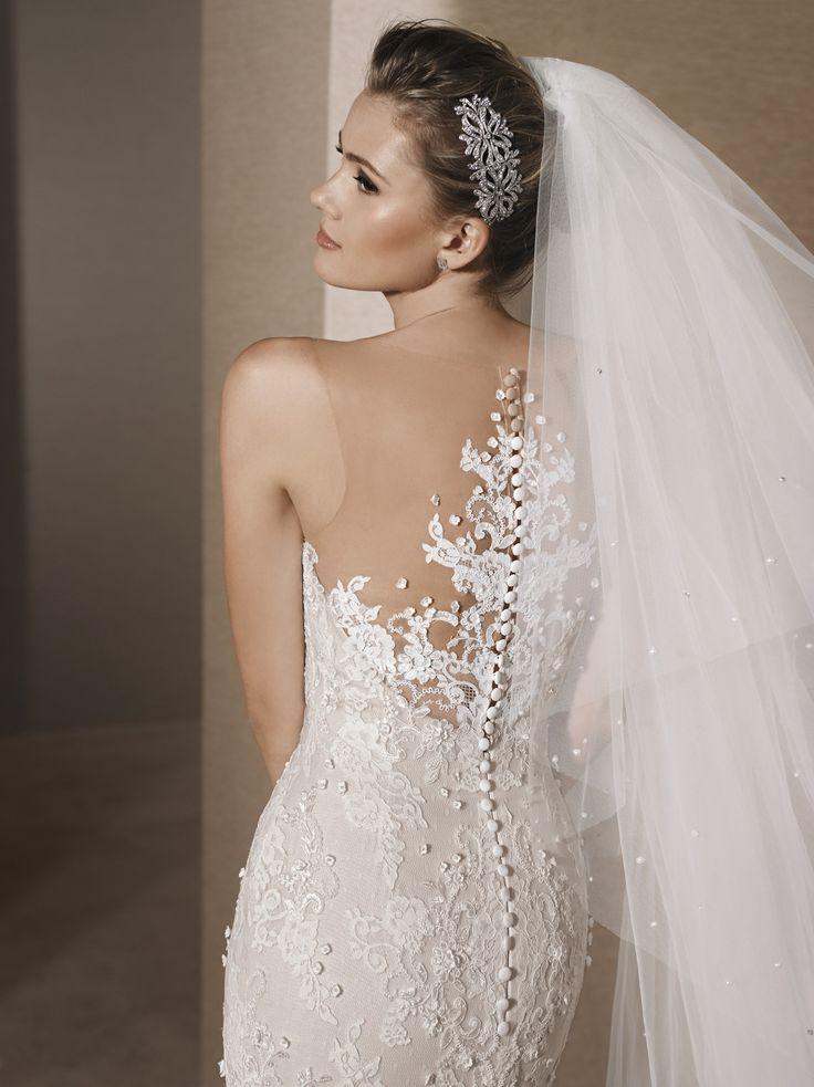 Rosella - La Sposa - Esküvői ruhák - Ananász Szalon - esküvői, menyasszonyi és alkalmi ruhaszalon Budapesten