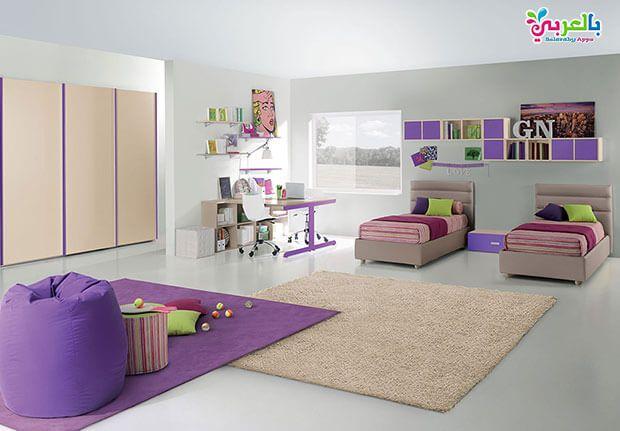 ديكورات غرف نوم بنات بسيطة تصاميم مودرن 2020 بالعربي نتعلم Modern Kids Bedroom Stylish Kids Bedroom Kids Bedroom Designs