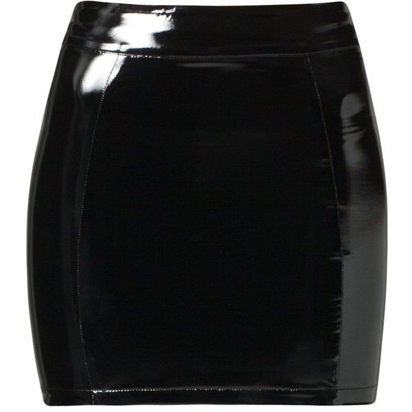 Evil Twin PRODIGY Mini skirt ($87) ❤ liked on Polyvore featuring skirts, mini skirts, bottoms, faldas, black, women's dresses & skirts, evil twin, mini skirt, black mini skirt and black miniskirt
