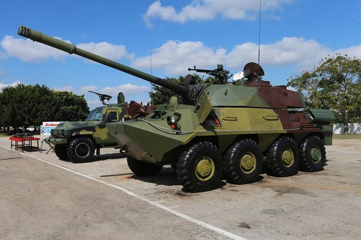 Cuban BTR-60