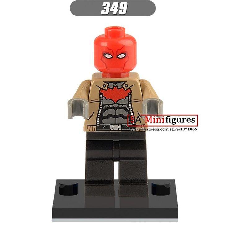 Одной Продажи Новые Комиксы DC Marvel Super Heroes Suicide Squad Джейсон Тодд Minifigure строительные блоки комплект Ребенок подарок Игрушки #jewelry, #women, #men, #hats, #watches