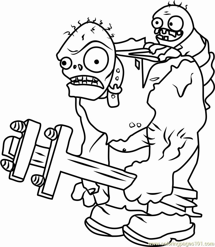 Plants Vs Zombies Coloring Page Elegant Plants Vs Zombies Garden Warfare 2 Coloring Pages Colorir Best In 2020 Disney Coloring Pages Plants Vs Zombies Coloring Pages