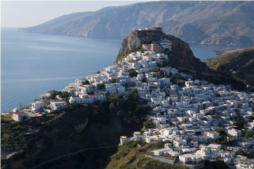 Visit Greece | Skyros. The largest of the Sporades islands, Chora, #Skyros #Sporades #Greece #greekislands #greekphotos
