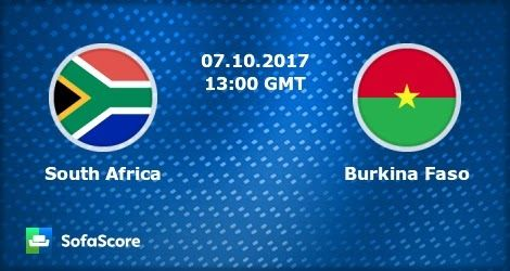 watch live football online | #WorldCup #UEFA | South Africa Vs. Burkina Faso | Livestream | 08-10-2017