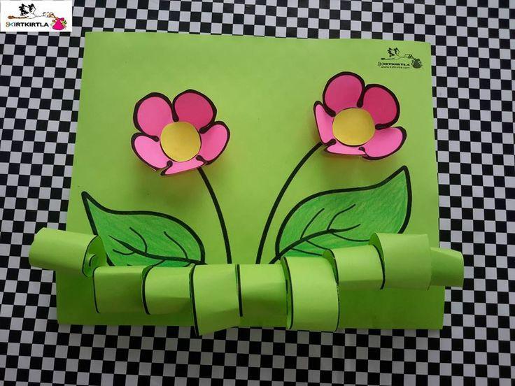 çiçek etkinliği - Çıktı al -