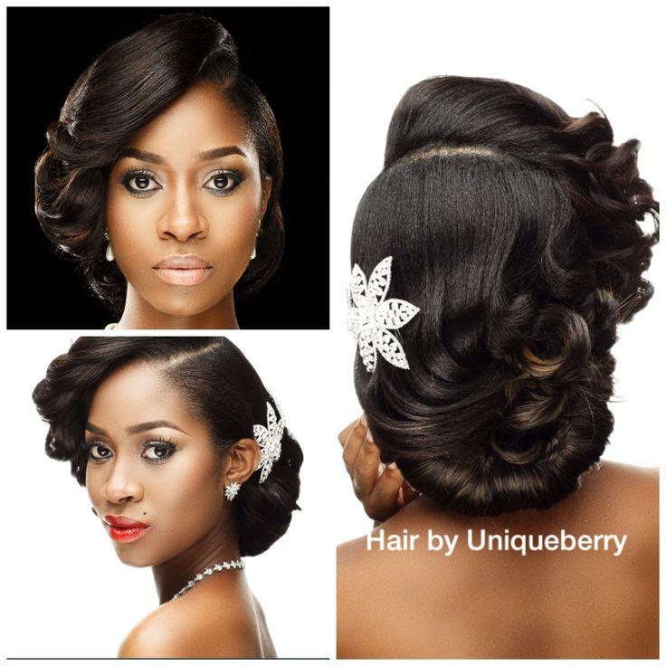 Wedding Hairstyles In Nigeria: 47 Best Church White Wedding Dress Nigerian Brides Images