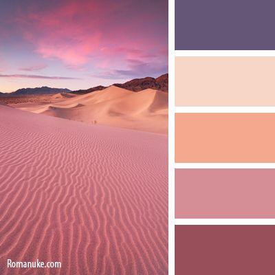 Best 25 desert sunset ideas on pinterest what is sunset for Southwest desert color palette