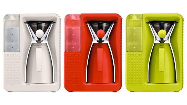 Bodum's Automatic Coffee Machine