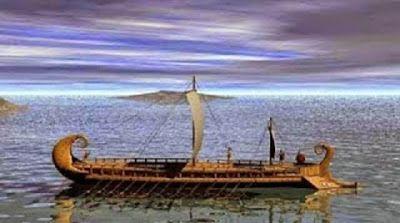 """ΕΛΛΑΝΙΑ ΠΥΛΗ: """"Οι Μινωίτες πρόλαβαν τον Κολόμβο υποστηρίζει Βρετ..."""