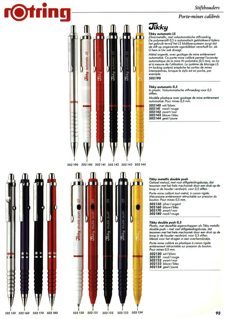 I remember loving doing calligraphy books and technical drawings with Rotring pens at school.