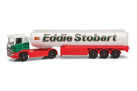 Eddie Stobart Tanker Truck by Corgi