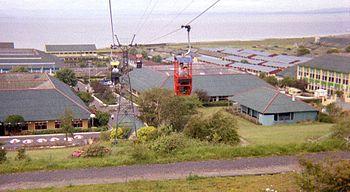 Butlins - Ayr, Scotland,  My first summer job.
