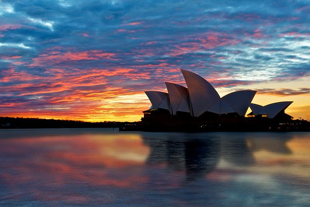 Iconic Reflection by Surrealize, via Flickr
