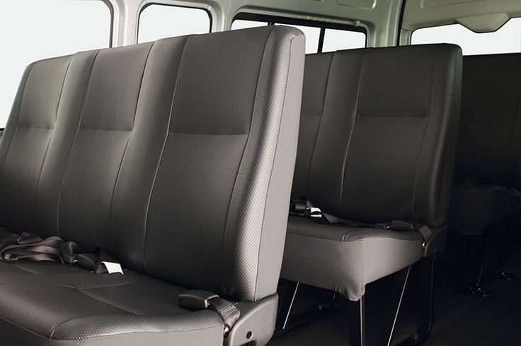 Toyota Auto2000 Hiace Seat Interior Type STD