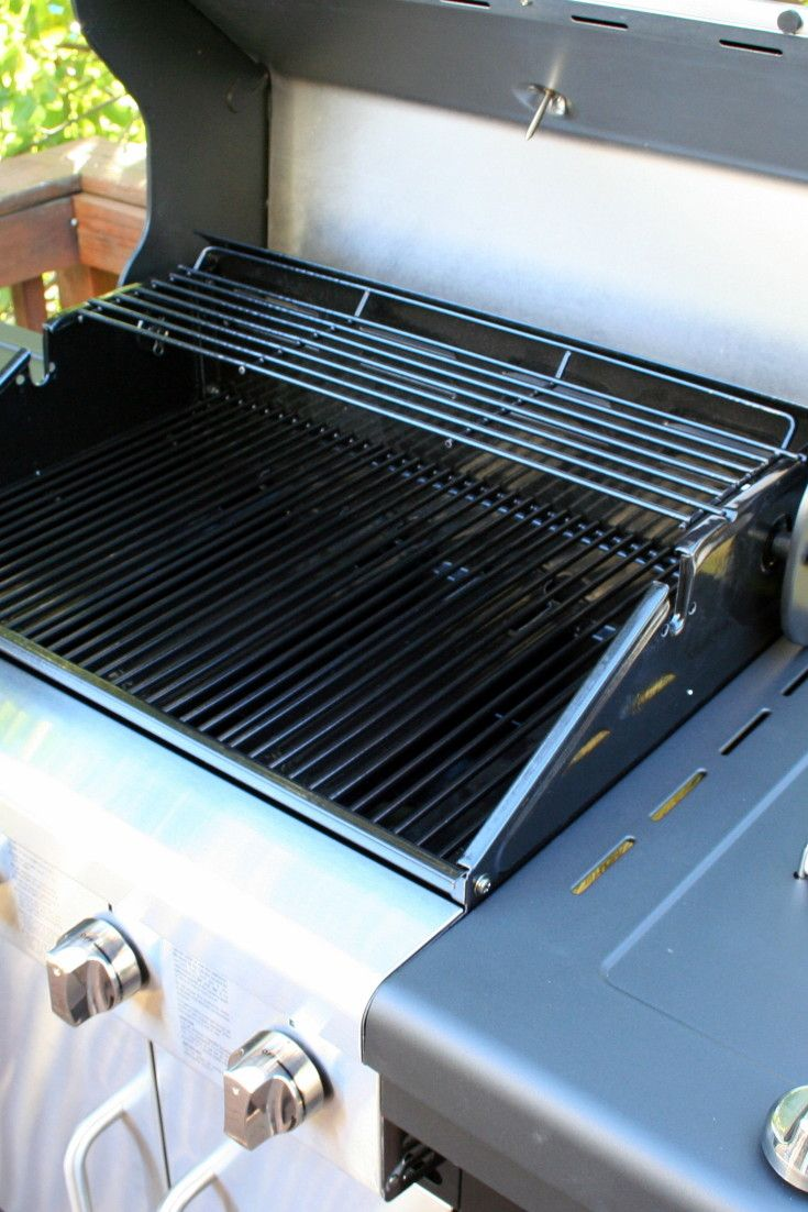 How To Clean Your gas Grill With Aluminum Foil And Some Elbow Grease
