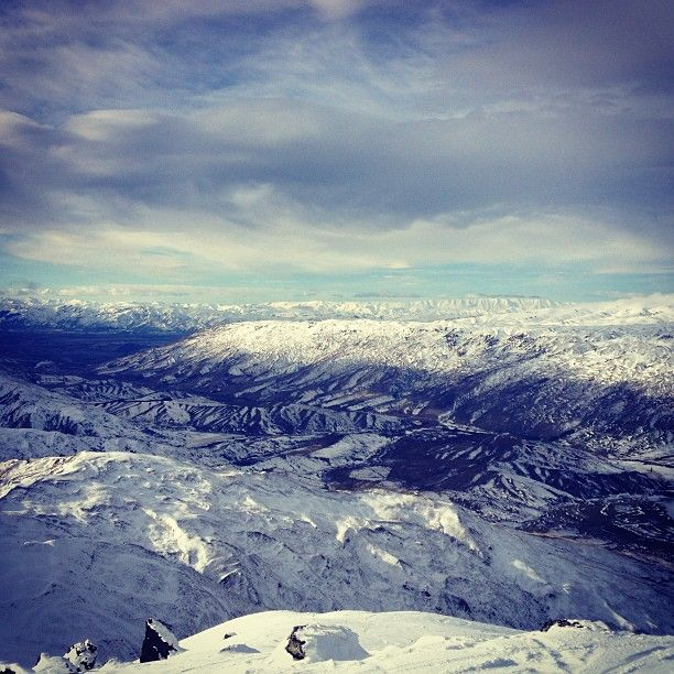 Skiing! (or mostly falling) #skiing #cardrona #wanaka #newzealand Cardrona Ski Field