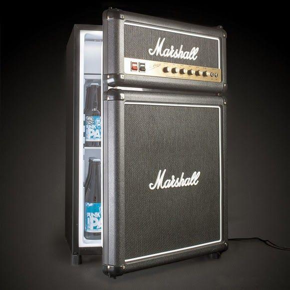 Amplificador refrigerado