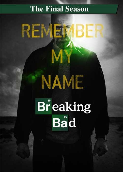 Breaking Bad: the final season (11/26/2013)
